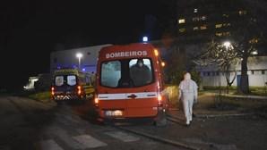 Urgência do Hospital de Santarém com filas com mais de 10 ambulâncias