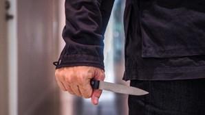 Homem tenta matar duas pessoas em trinta minutos na Baixa de Lisboa e em Caneças