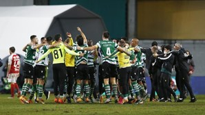 Já são conhecidas as sanções para Rúben Amorim e Carvalhal após expulsões na final da Taça da Liga