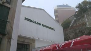 Comerciantes do Mercado Municipal da Covilhã temem entrar em falência