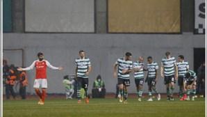 Jogo da final da Taça da Liga entre Sporting e Sp. Braga em análise na CMTV