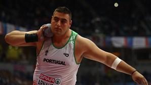 Recordista nacional do lançamento do peso, Tsanko Arnaudov, infetado com Covid-19