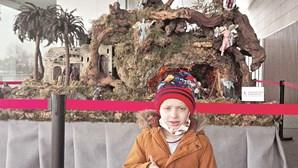 Tomás Leal, o menino guerreiro que luta contra um novo cancro aos seis anos