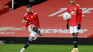Bruno Fernandes garante passagem do Manchester United e afasta rival Liverpool