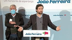 Derrota amarga de João Ferreira no Alentejo