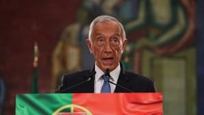 Marcelo propõe renovação do Estado de Emergência até 14 de fevereiro. Leia o documento que já seguiu para o Parlamento