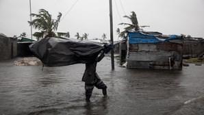 Sobe para seis o número de mortos provocados pelo ciclone Eloise em Moçambique