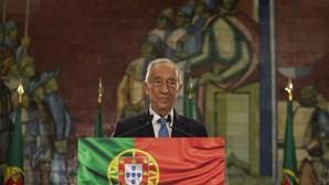 Marcelo proclamado oficialmente chefe de Estado com 60,67%
