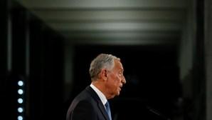 Presidente da República ouve partidos por videoconferência devido à Covid-19