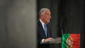 Portugal quer Marcelo mais exigente com Governo, revela sondagem