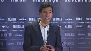 """""""Eu não tinha nada para oferecer a não ser a força das minhas ideias"""": Tiago Mayan Gonçalves reage às eleições"""