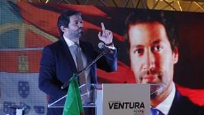 """André Ventura apelidado de """"Trump português"""" na imprensa internacional"""