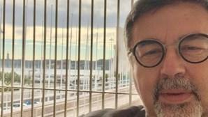 """José Carlos Malato revoltado com apoiantes de Ventura: """"O Alentejo é uma vergonha. Sou lisboeta a partir de hoje"""""""