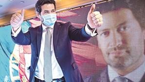 André Ventura arrasa PCP e cidades salvam Ana Gomes