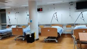 Hospital das Forças Armadas em Lisboa acolhe mais 20 doentes Covid