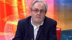 """Braz Frade sobre exibição do Benfica: """"Jogou muito mal"""""""