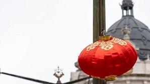 Ano Novo chinês celebrado online