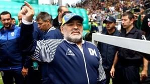 Caixas fortes que Maradona tinha no Dubai geram mistério entre os herdeiros