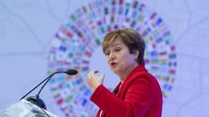 FMI revê em alta crescimento da economia mundial mas baixa previsões para a zona euro