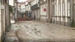 Edifício do tribunal e do CDOS de Viana do Castelo evacuado devido a fuga de gás