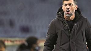 Sérgio Conceição resolve caso Loum no FC Porto
