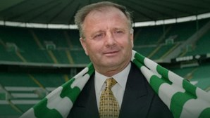 Antigo treinador do Sporting Jozef Venglos morre aos 84 anos