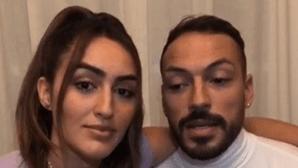 """Zena e André Abrantes revoltados com divulgação de vídeo sexual explícito: """"Foi um choque"""""""
