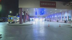 Hospital Amadora-Sintra transfere 102 pacientes em dois dias