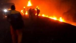 Incêndio após acidente de trânsito nos Camarões faz 53 mortos e dezenas de feridos