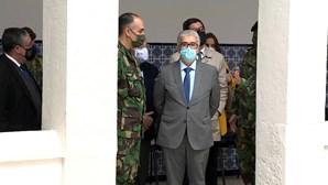 Hospital militar de Coimbra disponibiliza 31 camas para doentes com Covid-19