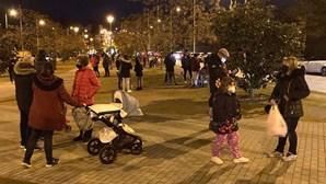 Dez sismos numa hora em Granada, Espanha, causam pânico