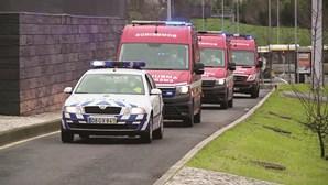Hospitais da Grande Lisboa sobrelotados e à beira da catástrofe devido à Covid-19