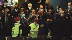 Sp. Braga ataca Frederico Varandas por causa da final Taça da Liga