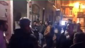 Restaurante em Lisboa que recusou fechar organiza manifestação com dezenas de pessoas sem máscara