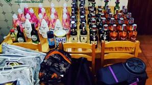 GNR detém quatro mulheres por furto em supermercado em Montemor-o-Novo