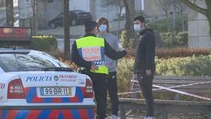 PSP multa quatro pessoas por incumprimento do confinamento em Castelo Branco