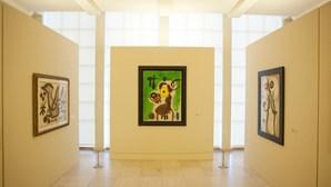 Leva cadeia por burlar com quadros de Miró no Porto