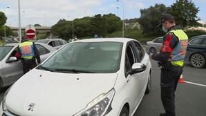 Cerco na Área Metropolitana de Lisboa: Como as autoridades vão fiscalizar as estradas