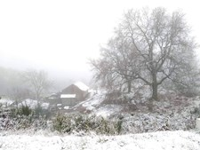 Neve em Fafe, Braga