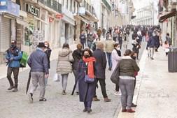 Lisboa registou descida de casos, segundo dados da DGS que ainda não refletem o recente período festivo