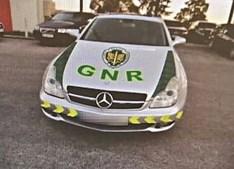 Mercedes CLS novo pode chegar aos 100 mil euros. CM teve acesso a fotos da viatura já caracterizada para transporte de órgãos