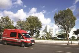 Hospital de São Bernardo, em Setúbal, esgotou  a capacidade de resposta