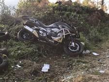Despiste de mota faz um morto e fere criança em Gondomar