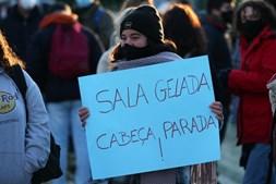 Alunos de Serpa protestam por falta de condições nas salas de aula