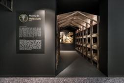 O museu oferece várias referências históricas num espaço com 500 metros quadrados