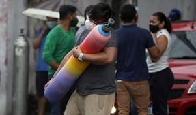 Lágrimas, desespero e revolta: a falta de oxigénio que está a provocar o caos durante surto de Covid-19 no Brasil     Escreva algo