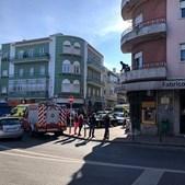 Dois corpos encontrados em prédio na Damaia
