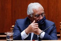 António Costa na Assembleia da República