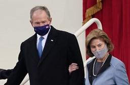 Bush Tomada de posse Biden