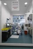 Militares no Hospital das Forças Armadas na luta contra a pandemia da Covid-19